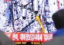 Il test nucleare in Corea del Nord
