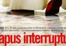 Le prime pagine internazionali sulle dimissioni del Papa