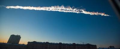 La meteora caduta in Russia