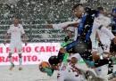 Serie A, risultati e classifica della ventiseiesima giornata