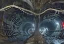 I tunnel ferroviari sotto New York