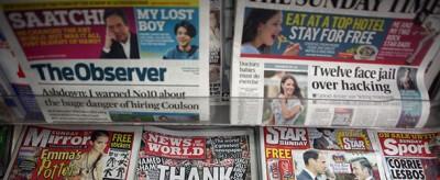 L'accordo sulla stampa britannica