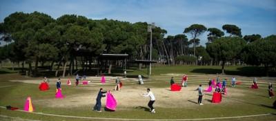 Gli allenamenti per la corrida in Catalogna