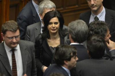 Le minacce contro Laura Boldrini
