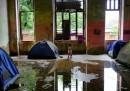 Lo sgombero del museo indigeno a Rio de Janeiro