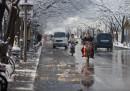 Neve a Pechino