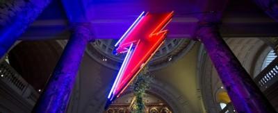 La mostra su David Bowie a Londra