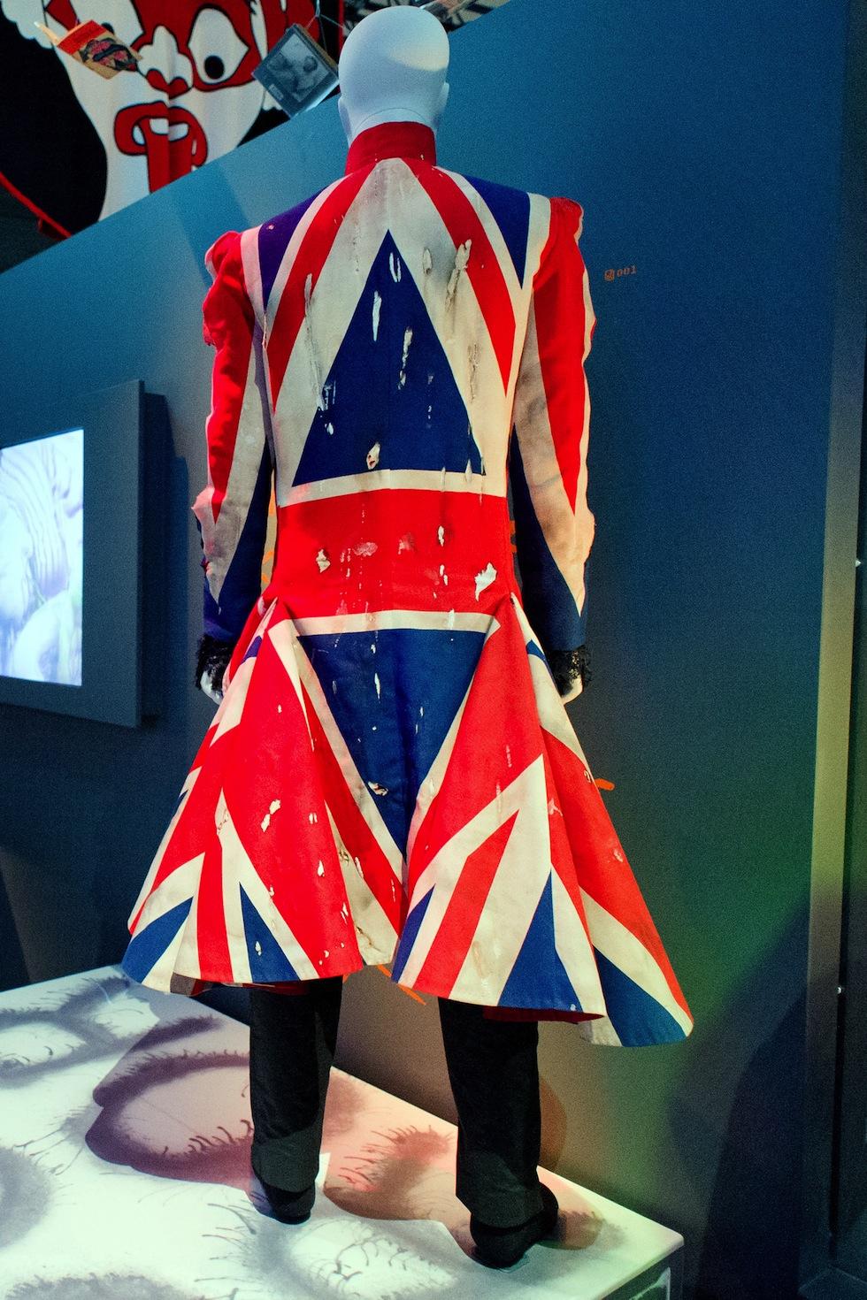 La Mostra David Post Su Il A Londra Bowie 7pU17rqw