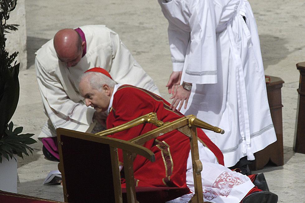 La Domenica delle Palme di papa Francesco - Il Post