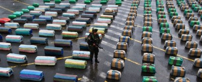 7,7 tonnellate di marijuana sequestrate in Colombia