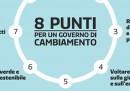 Gli 8 punti per