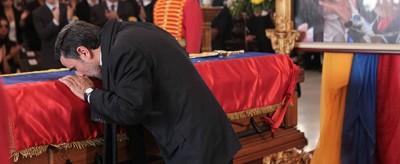 I funerali di Hugo Chávez
