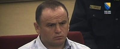 Veselin Vlahović è stato condannato a 45 anni di carcere