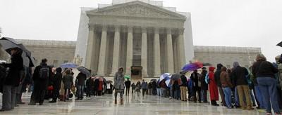 La Corte Suprema e i matrimoni gay