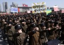 Corea del Nord - Marcia