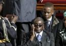 Che ci fa Robert Mugabe in Italia?
