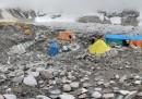 Montagne Google Street View - Everest