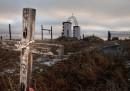 La terra di Wounded Knee