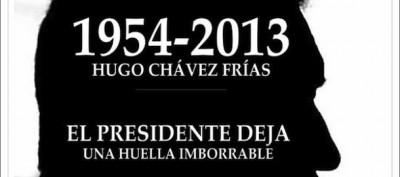 Le prime pagine internazionali su Hugo Chávez