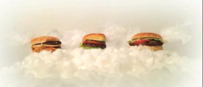 Vita di un hamburger