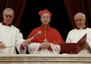 Habemus Papam, l'annuncio