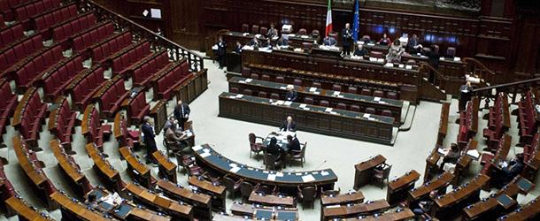 L 39 elezione del presidente della repubblica in diretta for Diretta dalla camera dei deputati