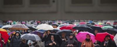 L'attesa e il Conclave