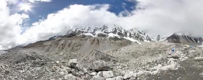 Le cime del mondo su Street View