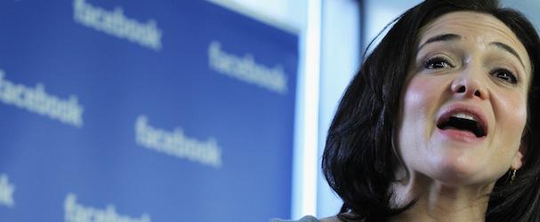 sandberg facciamoci  La versione di Sheryl Sandberg - Il Post