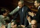 Il giorno di Boldrini e Grasso