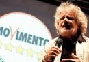 Grillo incontra i parlamentari del M5S - Diretta