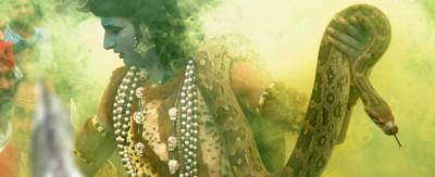 La festa del dio Shiva