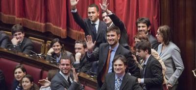 Le foto del nuovo Parlamento