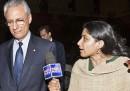 L'India ha vietato all'ambasciatore italiano di lasciare il paese
