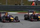 Vettel, Webber e gli ordini di scuderia