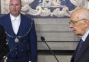 Il testo del discorso di Napolitano