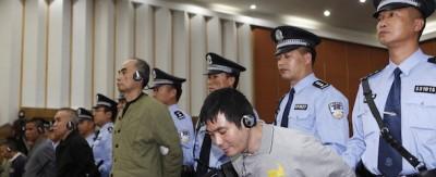 L'esecuzione dei trafficanti di droga del Mekong