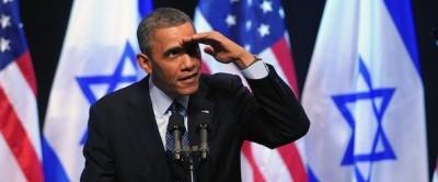 Le foto di Obama in Palestina