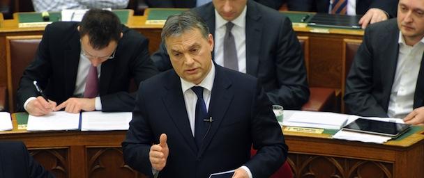HUNGARY-PARLIAMENT-ORBAN