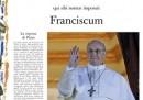 L'edizione straordinaria dell'<em>Osservatore Romano</em>