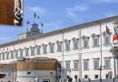 L'incontro Bersani-Napolitano, diretta