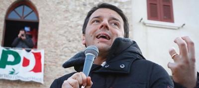 Come la vede Renzi