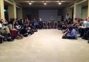 Le foto della riunione dei parlamentari del M5S a Roma