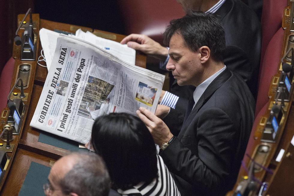 Le foto del nuovo parlamento il post for Camera dei deputati live