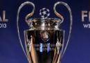 I quarti di Champions League
