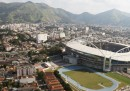 I guai dello stadio Engenhão