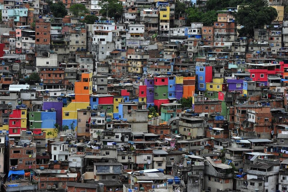 Le Donne Delle Favelas In Brasile