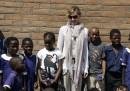 Il governo del Malawi contro Madonna