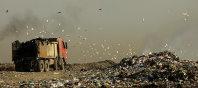 I rifiuti a Gaza