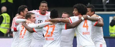 Il Bayern Monaco ha vinto il campionato tedesco